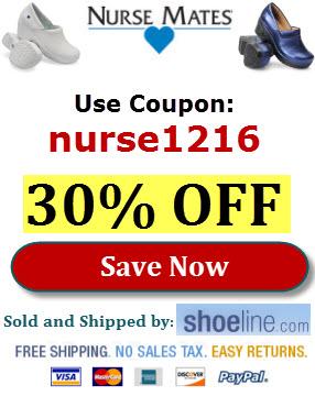 NurseMates: 30% Off December 2016