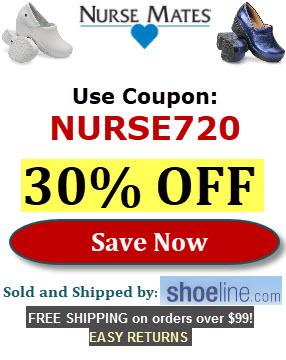 Nurse Mates: 30% Off - July 2020
