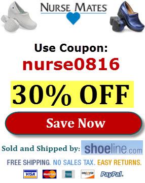 NurseMates: 30% Off July / August