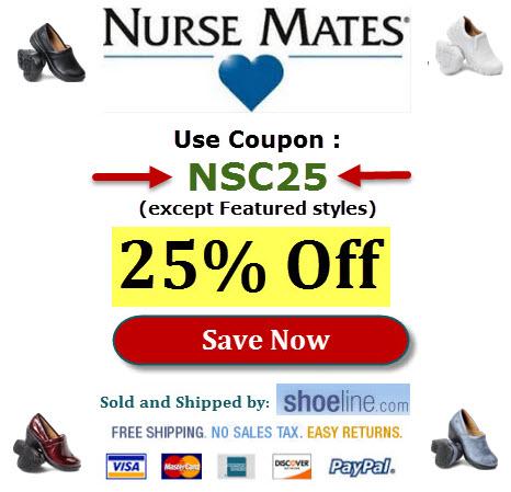 Nurse Mates: 25% Off Coupon for Q3 - 2015