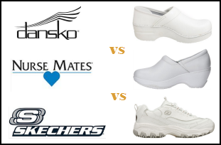 Best Nursing Shoes Brand Comparison