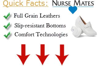 Quick Facts About Nurse Mates Shoes