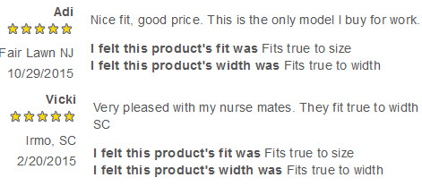 Some of the Reviews